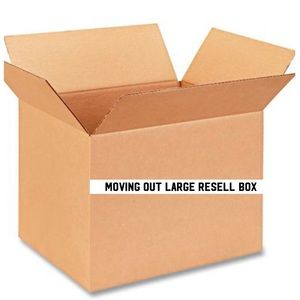 Moving Out Large Resell Box (25 Items)